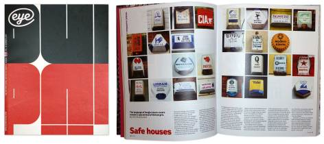 Eye 64 burglar alarm article