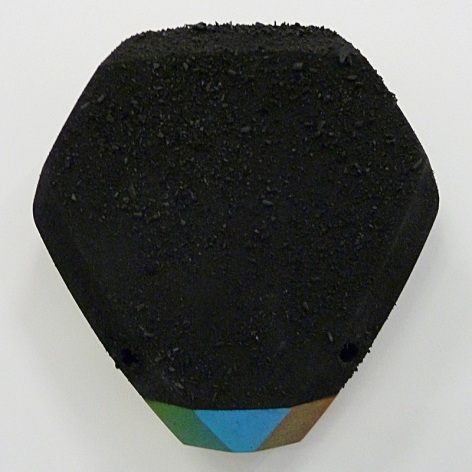 Allotrope of pyrolysis, 2010, by Nathan Barlex