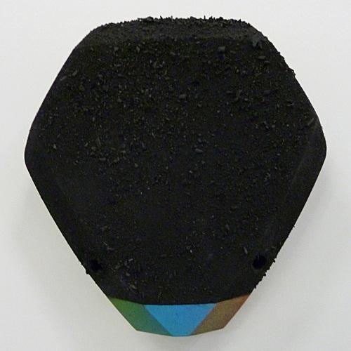 Allotrope of pyrolysis, 2010, by Nathan Barlex
