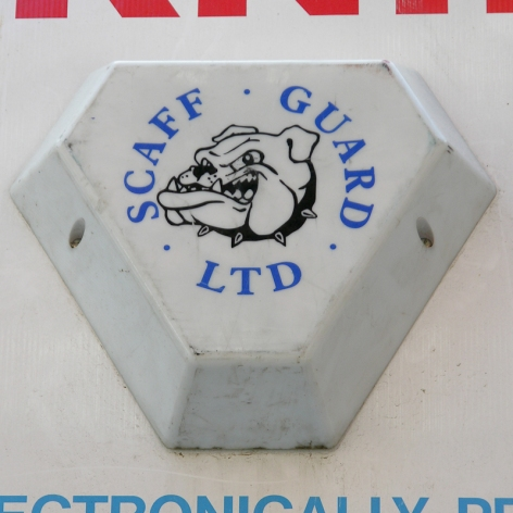 Scaff Guard Ltd burglar alarm