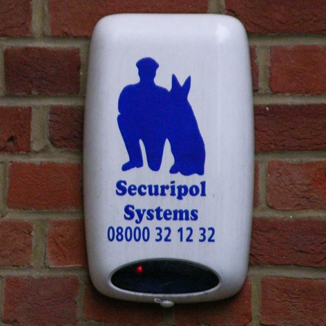 Securipol Systems burglar alarm
