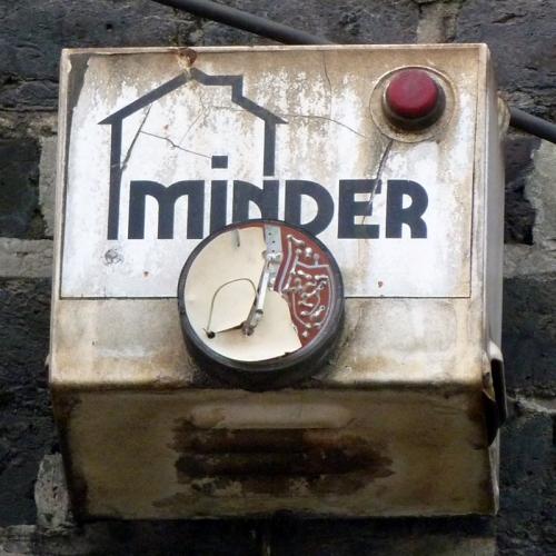 Minder burglar alarm Lambeth 2011