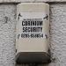 Corinium Security burglar alarm, Cirencester, 2007