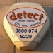 Detect Fire and Security burglar alarm Bournemouth 2010