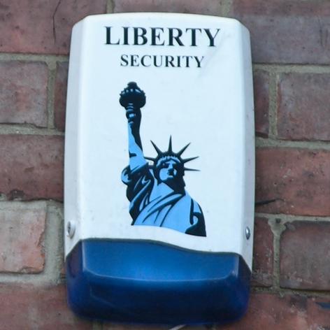 Liberty burglar alarm Derby 2010