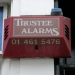 Trustee burglar alarm Westminster 2004