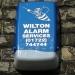 Wilton burglar alarm, Salisbury, 2007