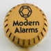 """Modern Alarms"", East Grinstead: faded optimism"