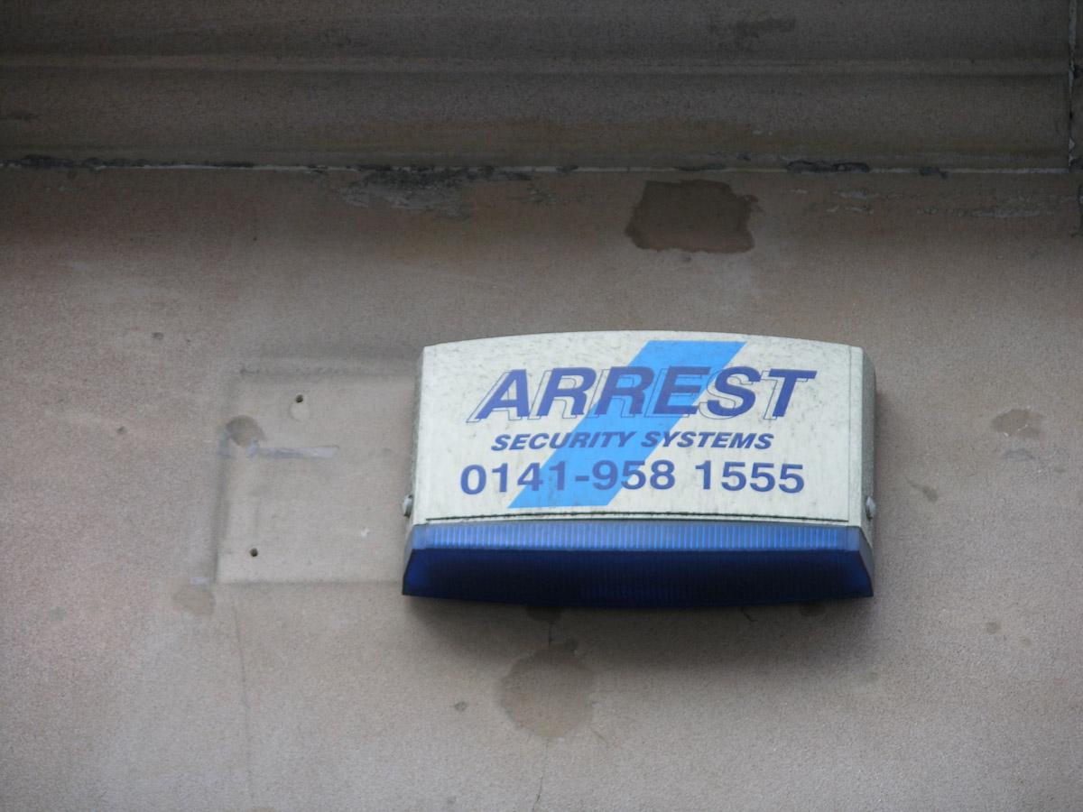 Security Alarm Glasgow