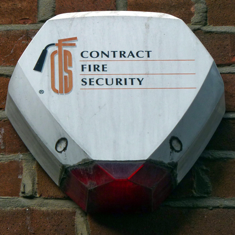 Contract Fire Security