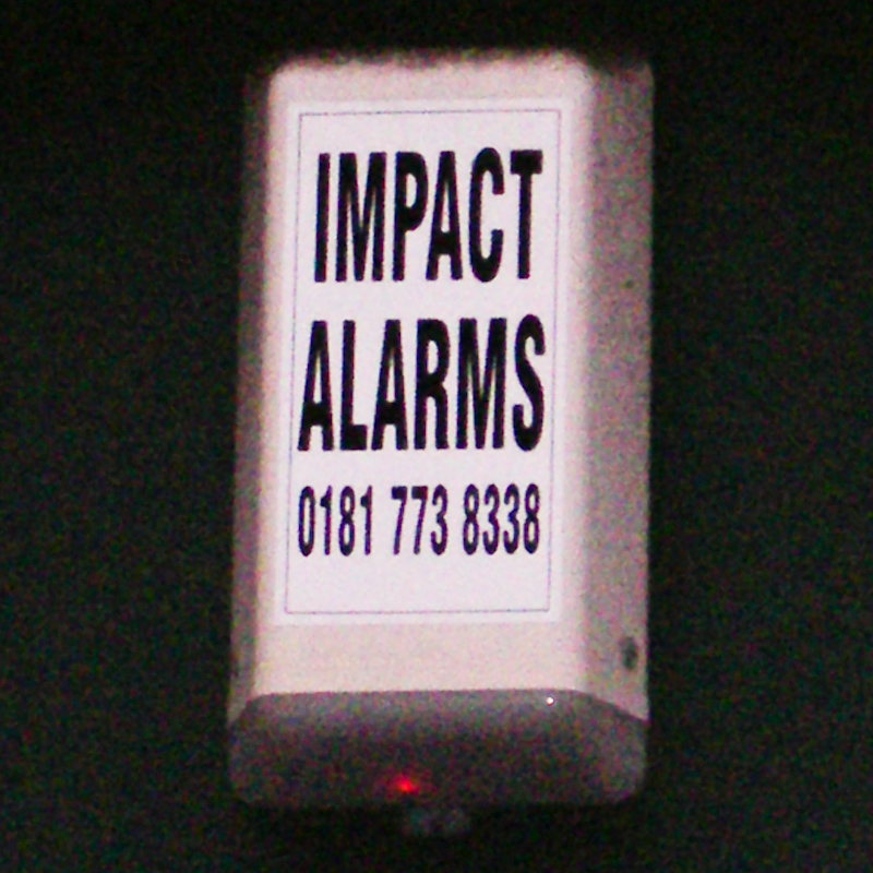 Impact Alarms