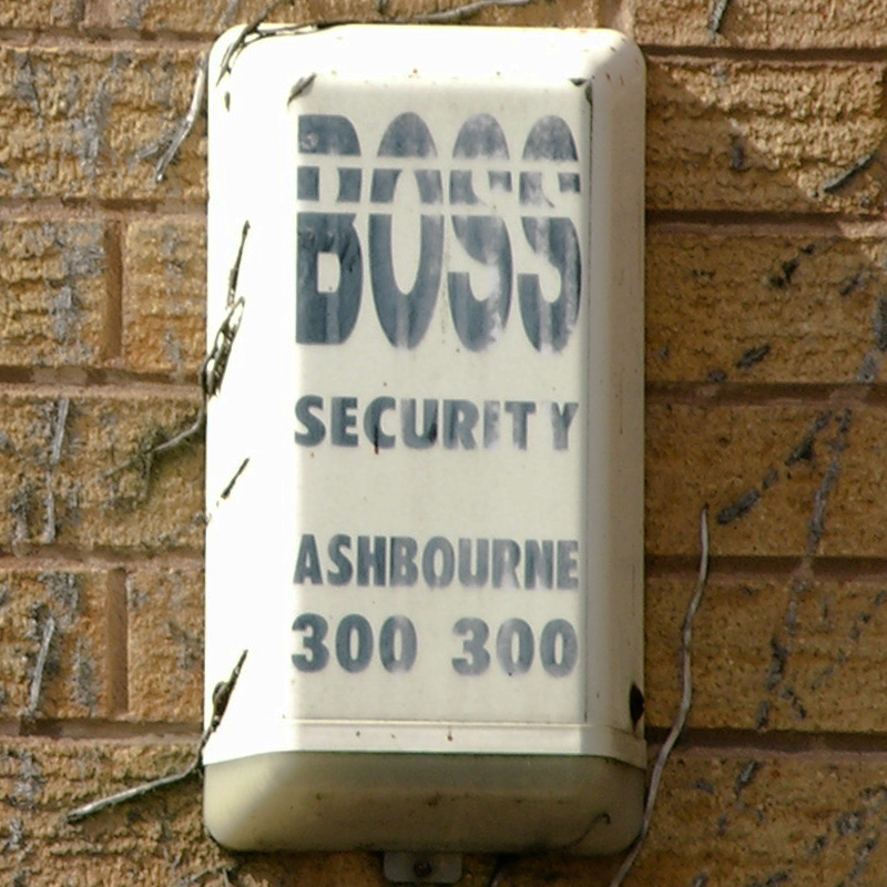 Boss Security Ashbourne
