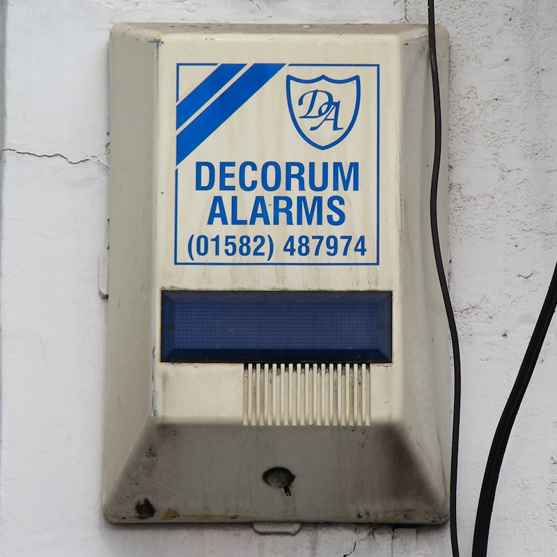 Decorum Alarms