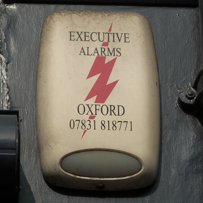 Executive Alarms Oxford