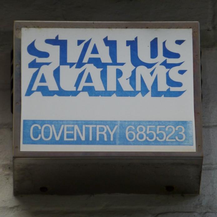 StatusAlarms Cook'sAlley StratfordUponAvon nr CV37 6PT 20121_800
