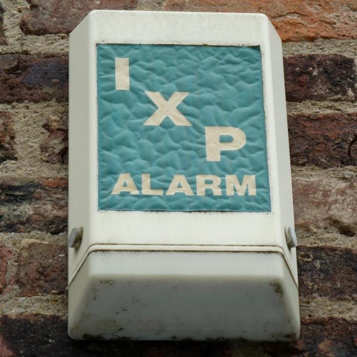 IXP Alarm