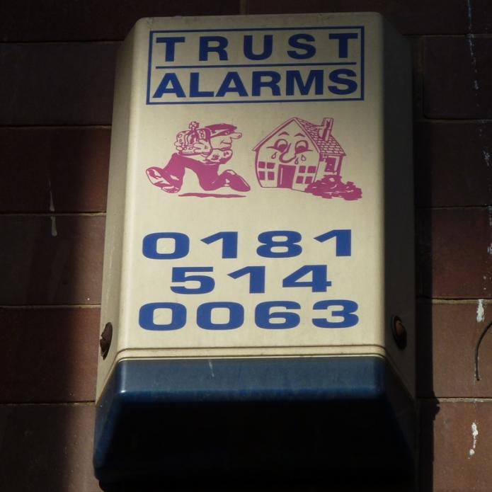 Trust Alarms