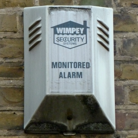 Wimpey Security Systems Monitored Alarm