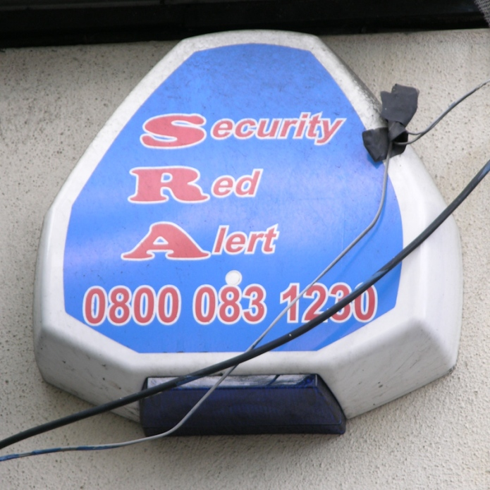 Security Red Alert