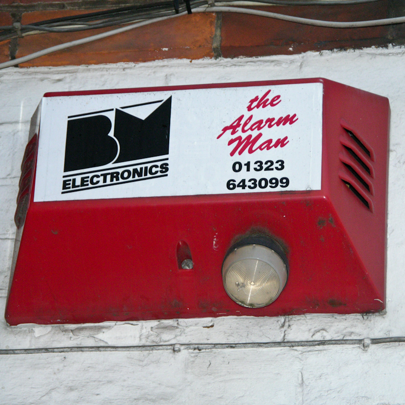 BM Electronics The Alarm Man