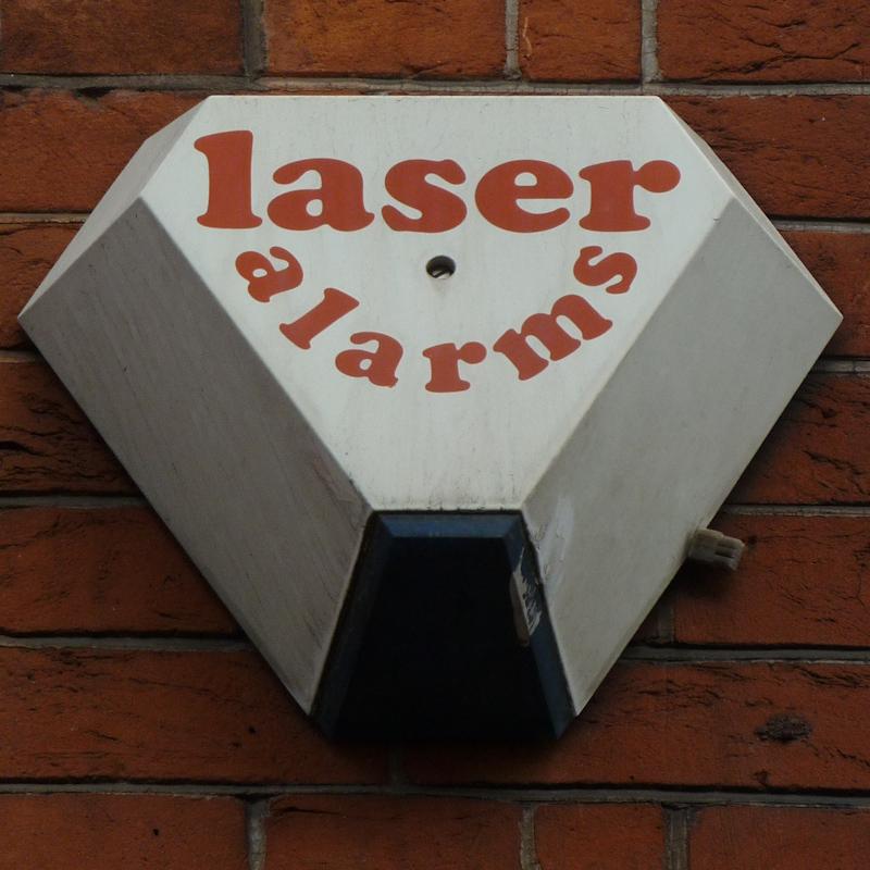 Laser Alarms