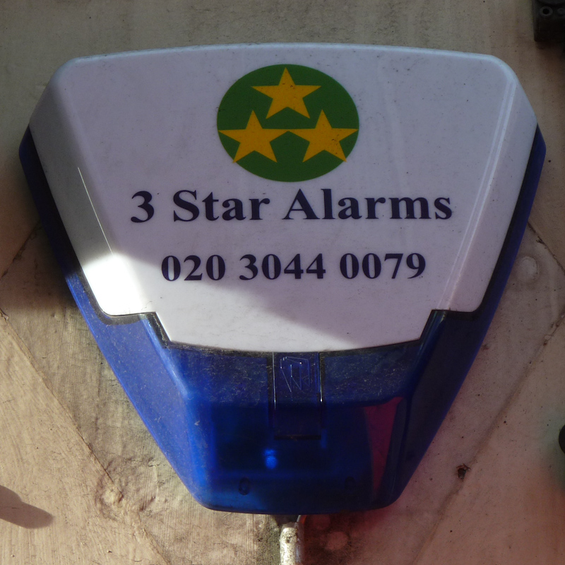 3 Star Alarms