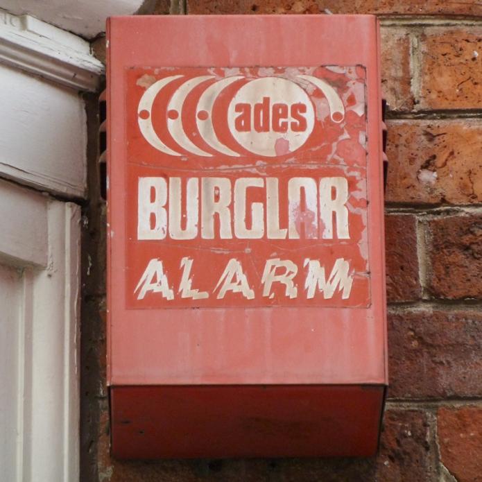 Ades Burglar Alarm