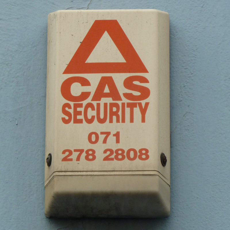 CAS Security