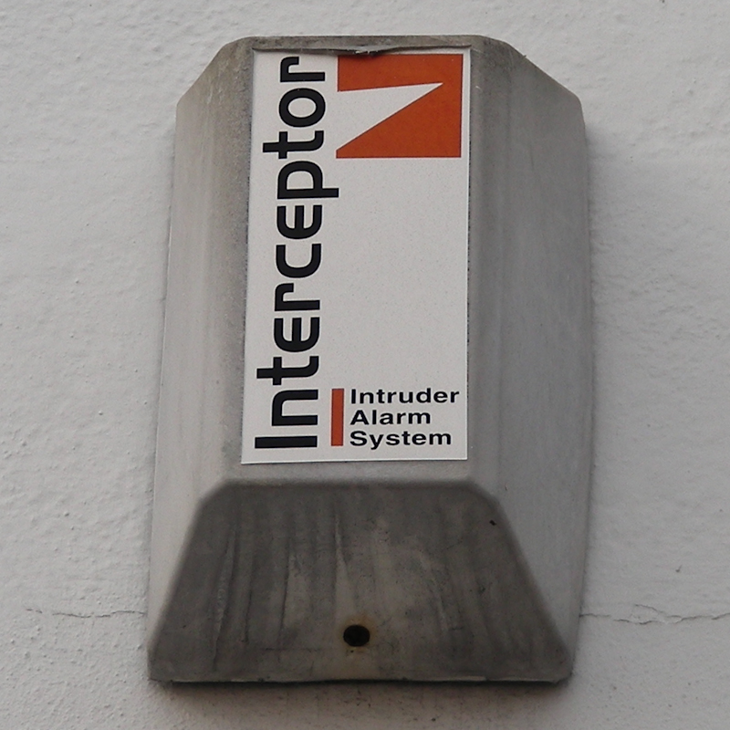 Interceptor Intruder Alarm System