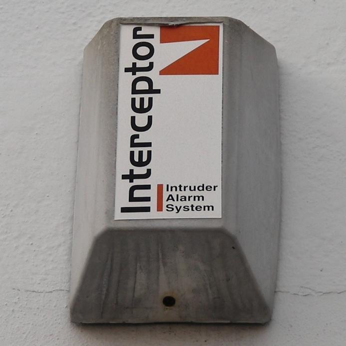 Interceptor Intruder Alarm System