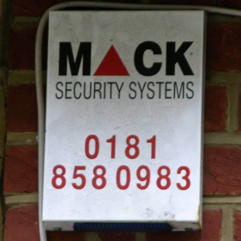 Mack Security Systems