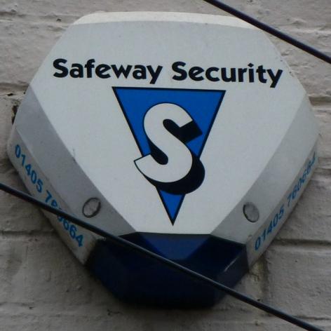 Burglar Alarm Britain 1 Initial