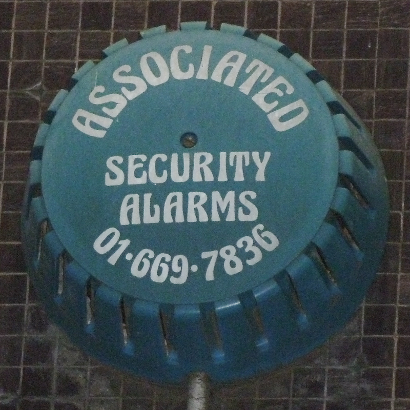 Associated Security Alarms
