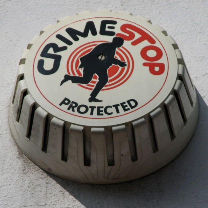 Crime Stop Protected