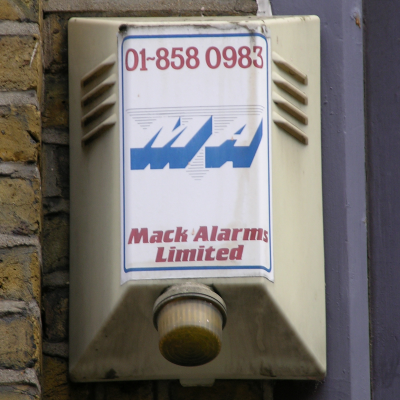 Mack Alarms Limited