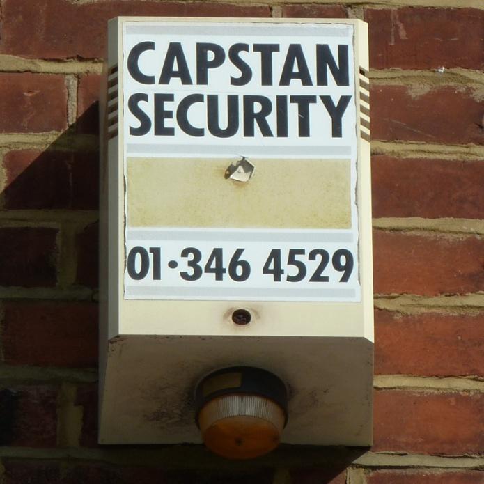 Capstan Security