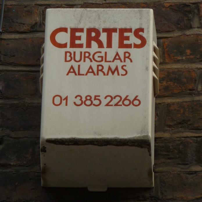 Certes Burglar Alarms