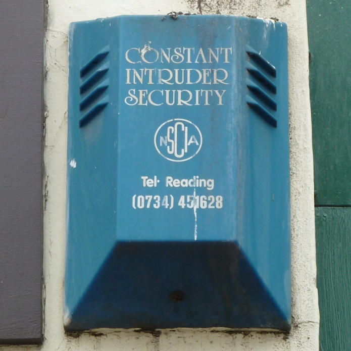 Constant Intruder Security Tel Reading