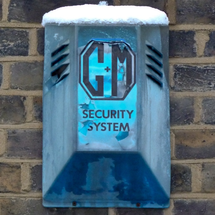 GM Security System