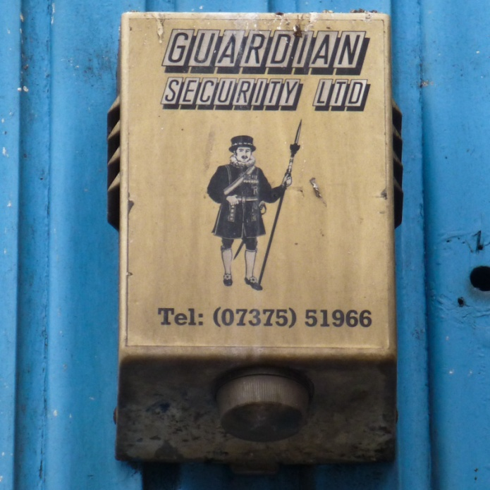 Guardian Security Ltd