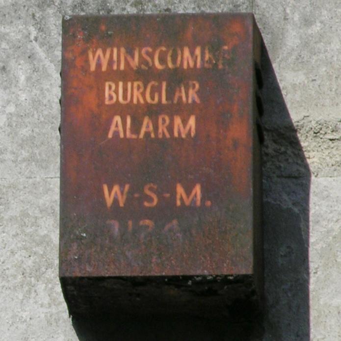 Winscomm Burglar Alarm WSM
