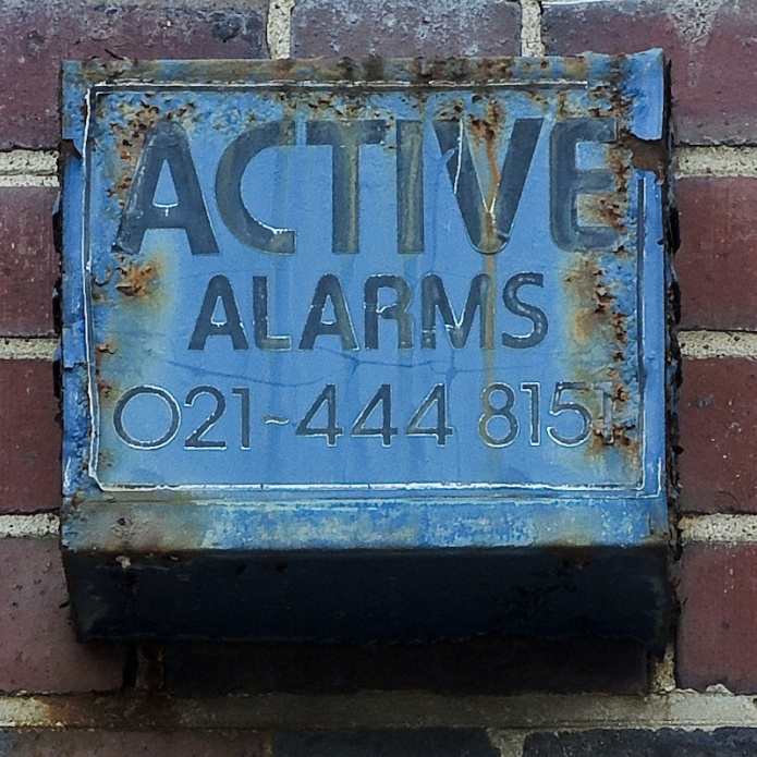 Active Alarms