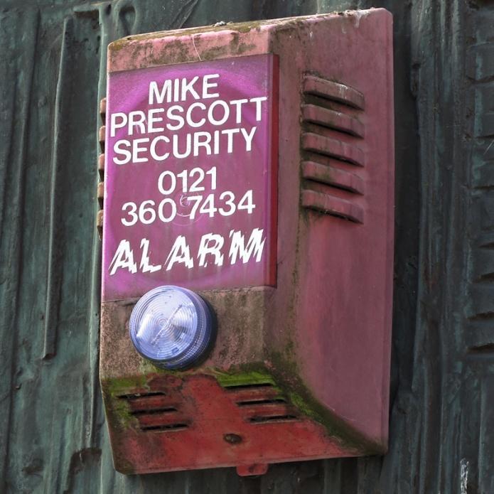 Mike Prescott Security Alarm