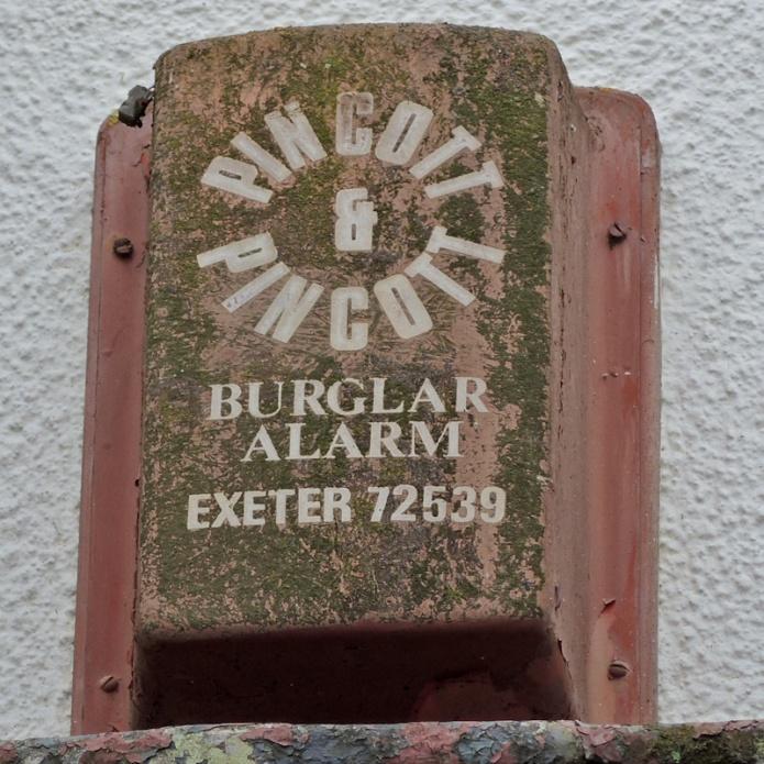 Pincott & Pincott Burglar Alarm