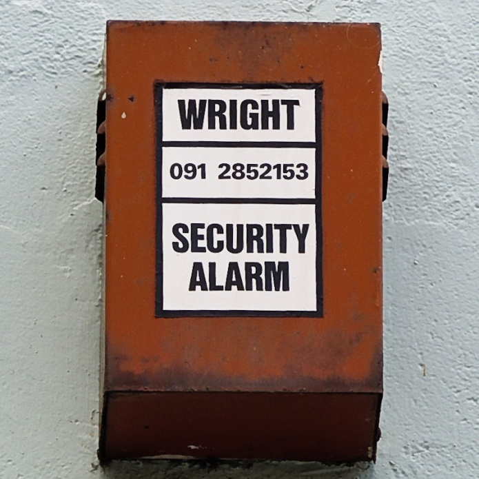 Wright Security Alarm