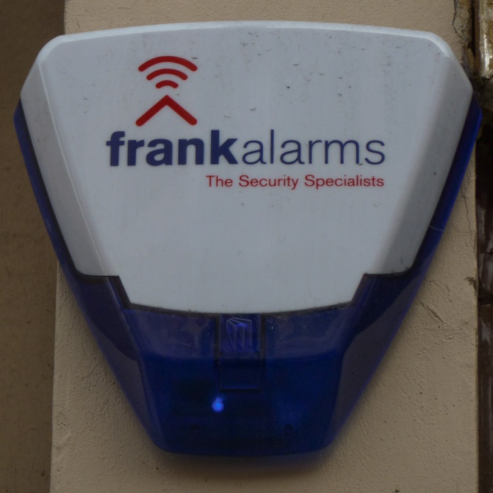 Frank Alarms The Security Specialists