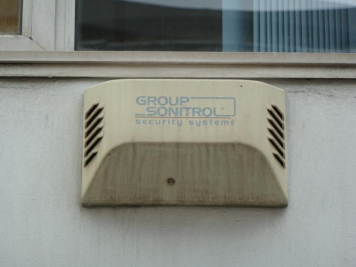 Group Sonitrol, Southwark St, London SE1