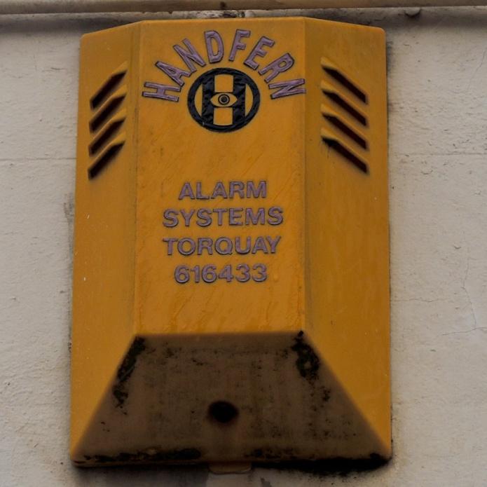 Handfern Alarm Systems Torquay