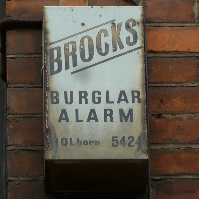 Brocks Burglar Alarm