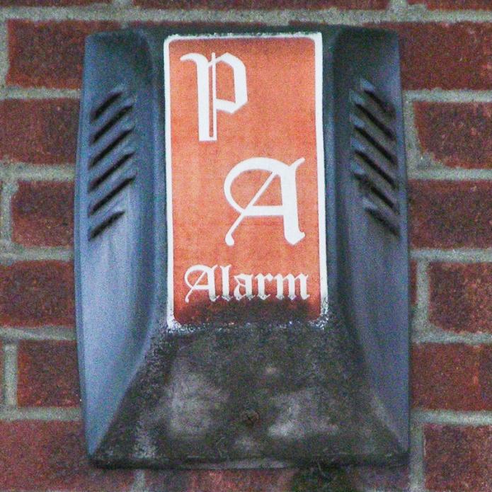PA Alarm